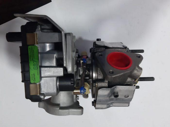 Turbina Garrett 783413-5