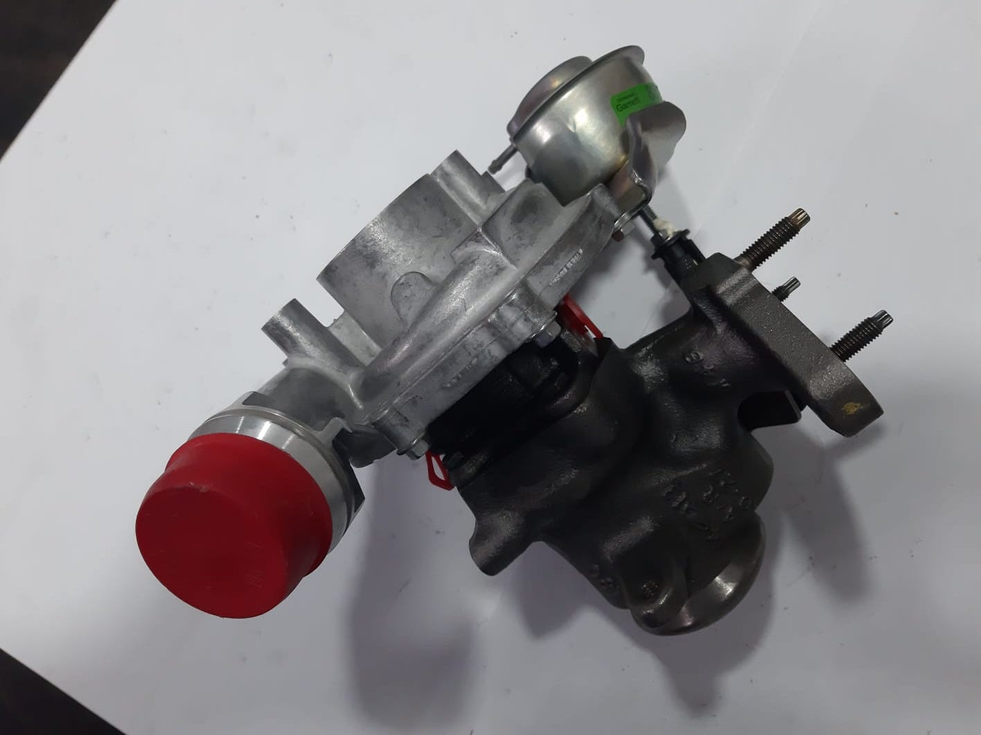 Turbina Garrett 801374-3